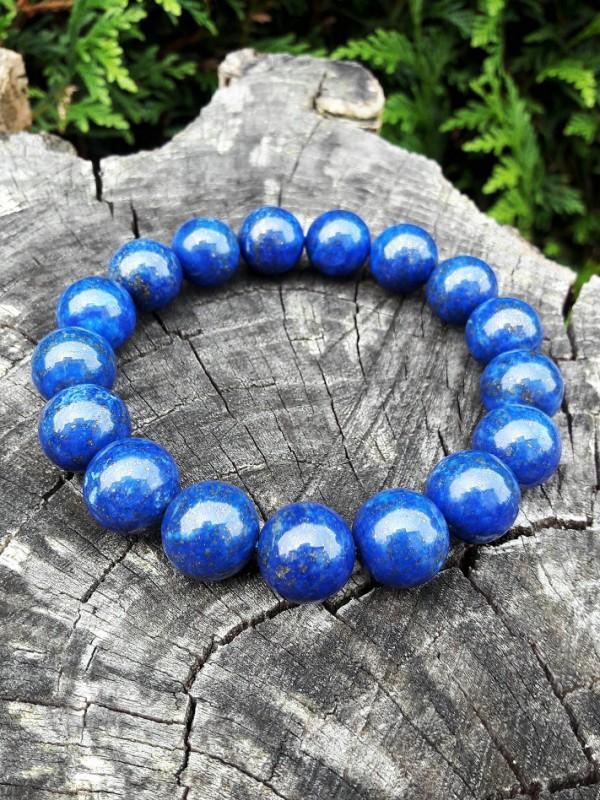 Lapis-lazuli bracelet