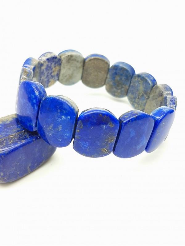 Bracelet en Lapis-lazuli