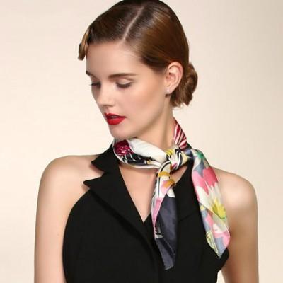 Luxury silk