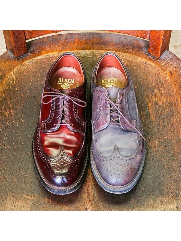 Rénovation et entretien complet des chaussures