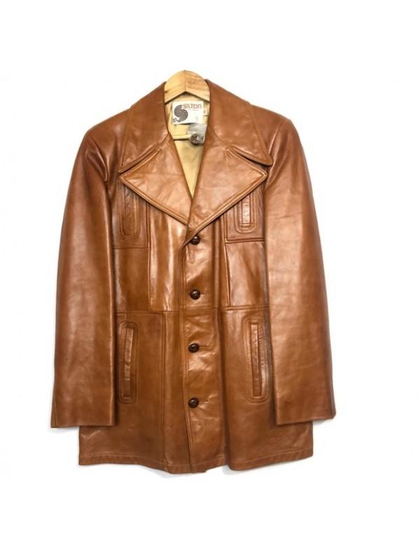 Soin et entretien des vêtements en cuir lisse