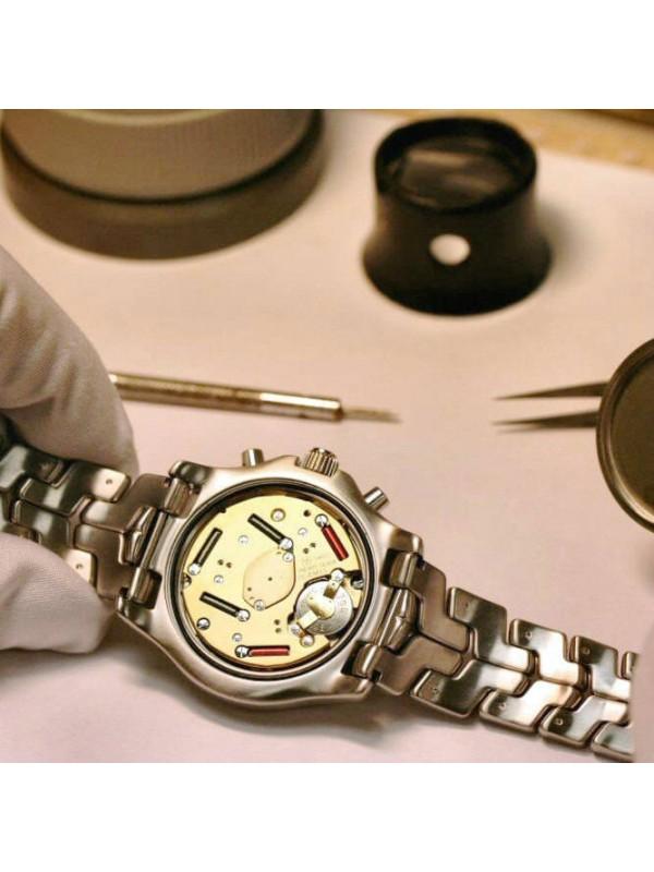 Changement de la pile de montre