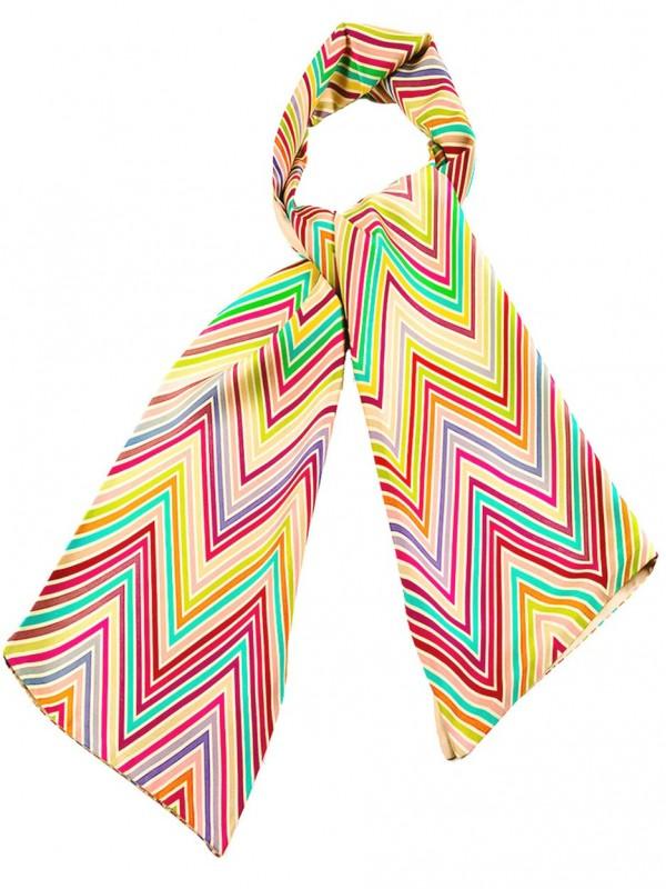Colorful Herringbone